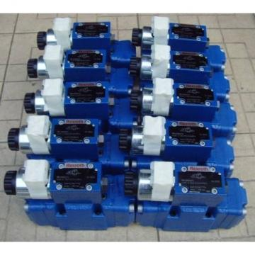REXROTH 4WMM6C5X/V Valves